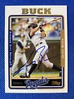 2005 Topps John Buck #444 Auto Signed Autograph Royals
