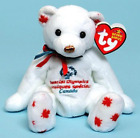 TY/Beanie Babies - Courageousness The Special Olympics Bear Bronze Nose