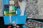 Beads And Things  LOT 7 Pound Bundle of Craft Supplies