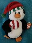 TY Beanie Baby - SWEETEST the Penguin (7 inch) - MWMTs Stuffed Animal Toy