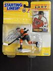 1997 Starting Lineup Autographed Signed Eric Lindros Figure *READ DESCRIPTION *