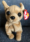 Ty Original Beanie Baby Tiny The Chihuahua Dog 1999 New Retired Taco Bell
