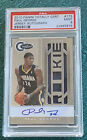 2011 Paul George Totally Certified #173 Patch Autograph Auto 599 PSA 9 MINT