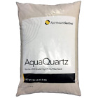 Pool Filter Sand Grade Silica Sand 50 Lbs Fairmount Minerals Safe and Clean