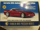 1 24 Franklin Mint Corvette 50th Anniversary Limited Edition Convertible