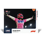 2021 Topps Now Formula 1 F1 Racing Cards Checklist 25