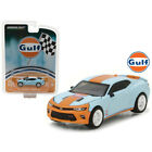 2017 Chevrolet Camaro SS Gulf Oil Hobby Exclusive 1 64 Diecast Model Car by G