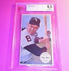 1964 Topps Giants #33 Pete Ward Chicago White Sox BVG BGS 6.5 EX-MT+
