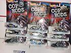 Hot Wheels Cop Rods Series 2 Lot Of 9 Cars What You See Is What You Get