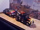 124 Scale Diecast 2 piece Set HOT ROD1937 Ford Tow Truck1949 Mercury Coupe