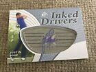 2012 SP Game Used Golf Inked Drivers Autographs Guide 60