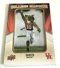 2013 Upper Deck Football College Mascots Patch Card Guide 60