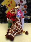 TY Beanie Baby ~ JUMPSHOT Giraffe #40073 2003 New with TAG PROTECTOR Retired