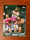 2020 Topps This Moment in WWE History BRET THE HITMAN HART Championship #11 SP