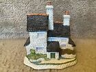David Winter Cottage February British Traditions Stonecutters Cottage