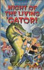 NIGHT OF LIVING GATOR DANIEL M PINKWATERS MELVINGE OF By Richard A Lupoff VG