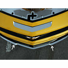 ACC Front Lip Spoiler Trim fits 10 13 Camaro RS SS w RS Ground Effects Polished