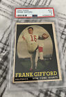 Frank Gifford Cards, Rookie Cards and Autographed Memorabilia Guide 21