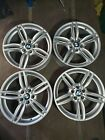 11 18 BMW 528i 535i 550 640i 650i Front or Rear Wheel M Style OEM STAGGERED