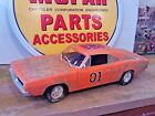 118 Scale DiecastCustom Weathered Dukes of HazzardGeneral Lee 1969 Charger
