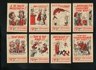 1959 Topps Funny Valentines Trading Cards 14