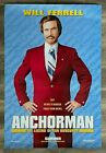 By the Beard of Zeus! Anchorman Cards Available in Special Edition Blu-ray 38