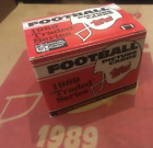1989 topps Football Traded Series complete set from fresh case Barry & Aikman RC