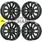 18 Lexus GX460 black wheels rims Factory OEM set 4 74297