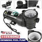 2HP In Ground Swimming Pool Pump Water Pump Motor w Strainer Basket For Hayward