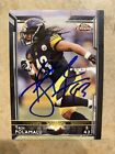 Hair-larious: Troy Polamalu Signs First Cards Since 2003 17