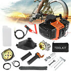 2 Stroke 50cc 47 49cc Engine Motor Transmission Kit Fr Goped Scooter Bicycle AT