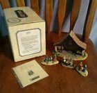 Hawthorne Village Miniature Nativity 4 Pc Set