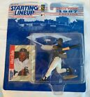 ALBERT BELLE Chicago White Sox Kenner Starting Lineup SLU MLB 1997 Figure & Card