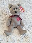 Ty Beanie Baby 1999 SIGNATURE BEAR 1 Owner Mint Condition Gasport