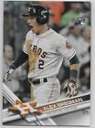2017 Topps Baseball Retail Factory Set Rookie Variations Gallery 29