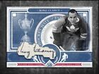 FRANK KING CLANCY Custom Cut signed autographed card Toronto Maple Leafs