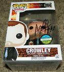 Mark Sheppard Crowley Bloody Supernatural Signed Funko Pop Auto JSA CE Exclusive