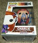 Felicia Day Charlie Supernatural Signed Funko Pop Figure Auto JSA Authenticated