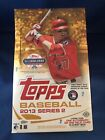 2013 Topps Baseball Hobby Box Series 2 - '13 New Sealed Mike Trout