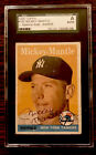 Mickey Mantle Rookie Cards and Memorabilia Buying Guide 33