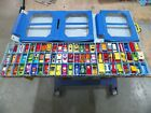 MATCHBOX SUPERFAST huge COLLECTION LESNEY MADE IN ENGLAND 1970S DIECAST CASE