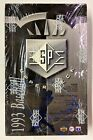 1993 upper deck UD SP baseball factory sealed hobby box Jeter rookie year HOT RC