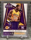 Complete Breakdown of the 2014-15 Panini Threads Basketball Rookie Cards  14