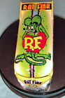 Hotwheels VW DRAG BUS As THE RAT FINK  Real Rider Tires Its A Custom