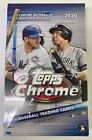 2020 Topps Chrome Baseball Hobby Box ⚾️ Factory Sealed 2 Autos #'d 🔥 Refractor