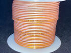 Harbour RG178 MIL C 17 50 Ohm Teflon Silver Plated Coax 100 foot roll New