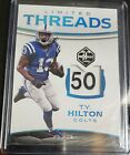T.Y. Hilton Cards and Rookie Card Checklist 19
