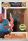 Funko Pop! Marvel Guardians Galaxy Spring Convention Exclusive Yondu 310