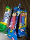 Pez Dispensers- Interactive Classic Mickey Mouse & Yosemite Sam x 2