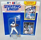 New 1989 Kenner Starting Lineup Fred McGriff Action Figure Sealed